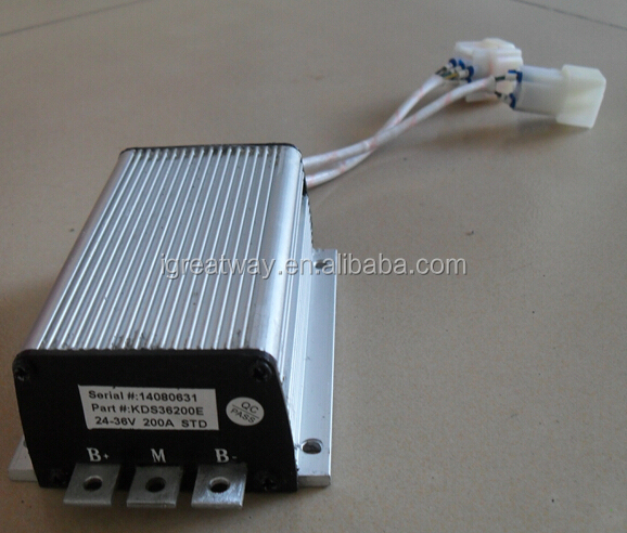 12v 24v 200a Pm Brushed Dc Motor Speed Controller Buy