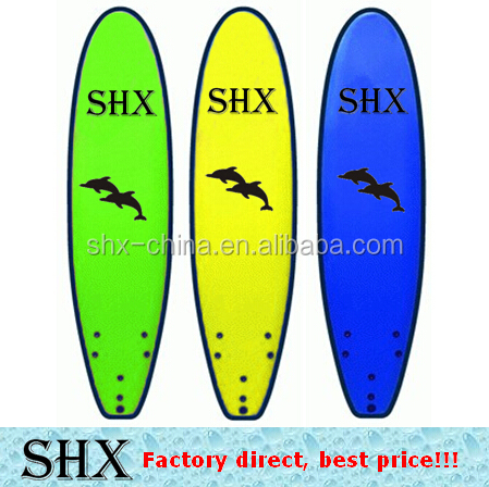 EPS/PE Soft Surf Board in stock