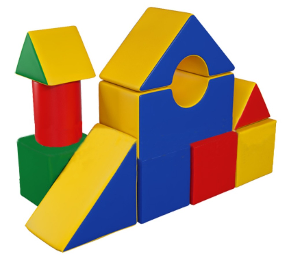 Foam blocks for kids images galleries for Foam block construction
