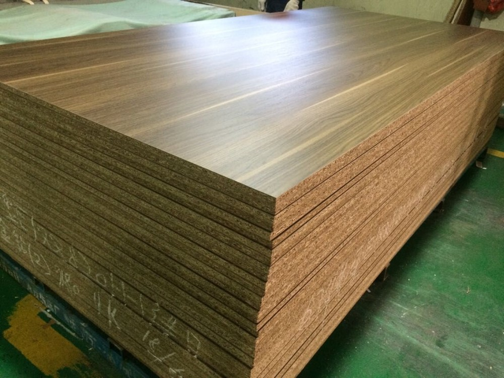 High quality papered mdf board manufacturers particle