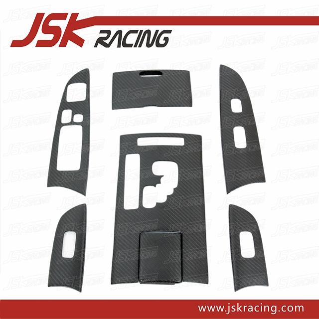 2006-2011  Fiber Carbon Gear Panel Decorative Cover For Lexus IS250 IS300  1set