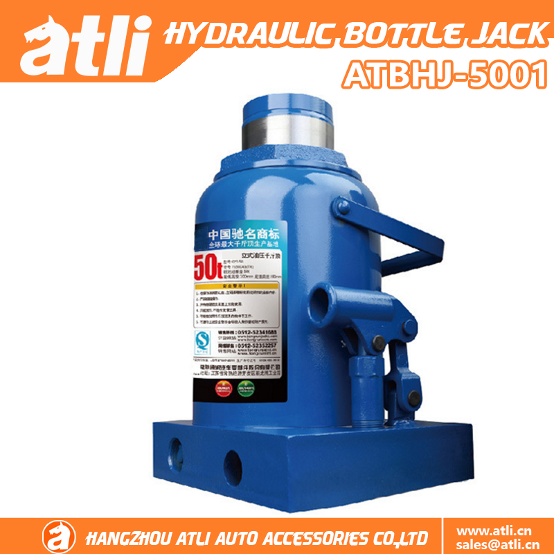 2016 Cheap Price 50T Air Electric Hydraulic Bottle Jack