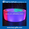 portable led bar light up night club circle bar