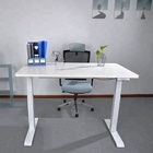 electric height adjustable gaming computer desk