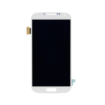 Original front glass with frame replacement lcd screen for galaxy s 4
