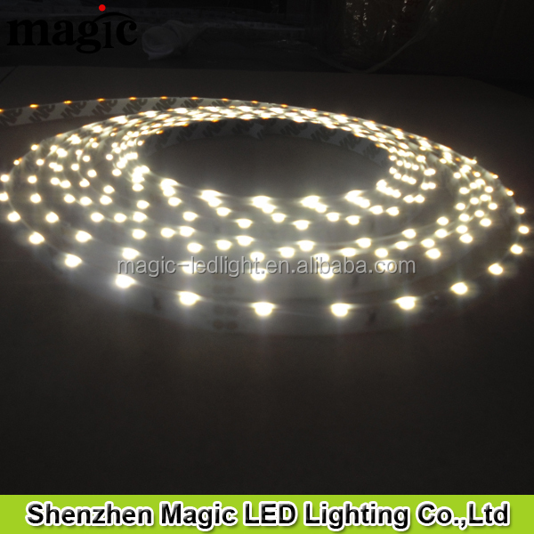 SMD3014 60led/m side view emitting led strip side view from original manufacturer