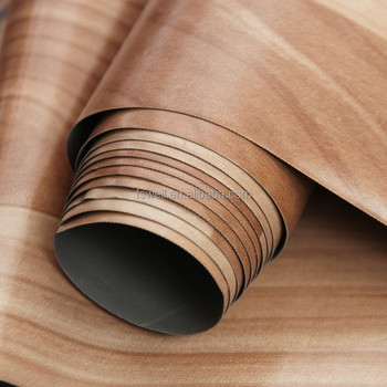 Pvc Floor Covering For Indoor Usage Natural Wood Looking