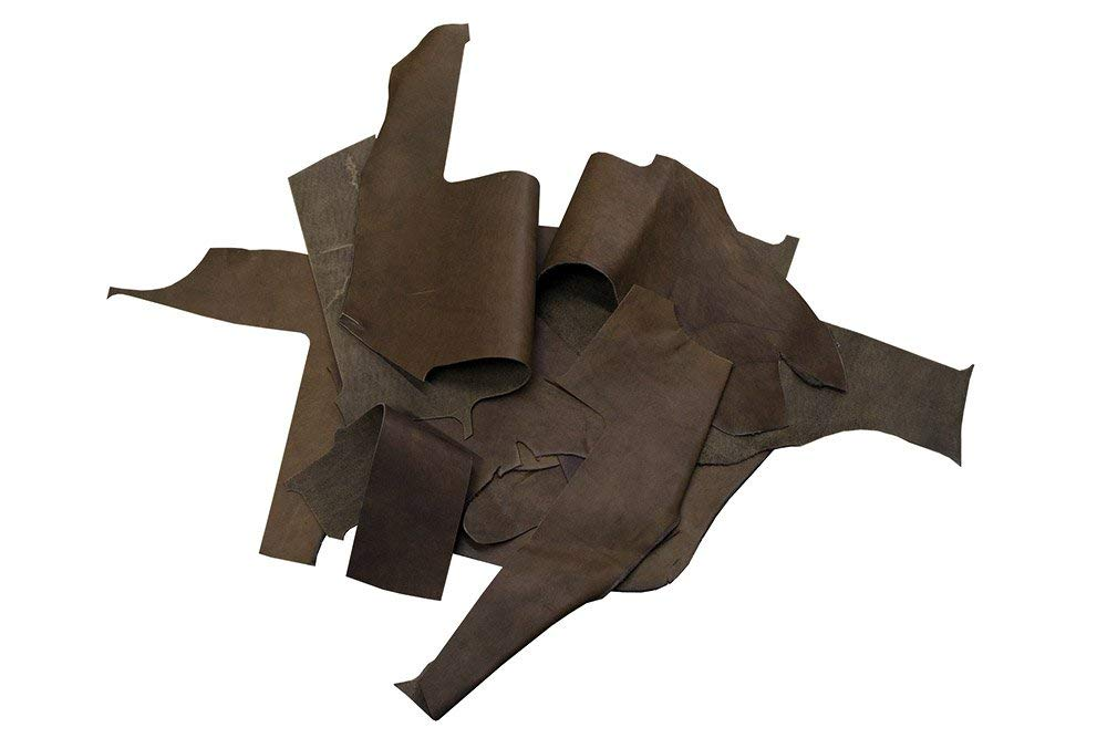 5lbs Pounds of Leather Scrap. Leather Remnant. Crafting Leather. Tooling Leather. Cowhide Leather Scraps. Leather.