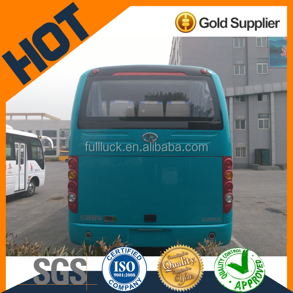 SEENWON 41-43seats 9m city bus for salefront engine for sale