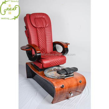 Used Pedicure Chair Alibaba >> 2019 Used Spa Pedicure Chair With Glass Chair Pedicure Salon Chair View Used Pedicure Chair Great Product Details From Foshan Great Furniture Co