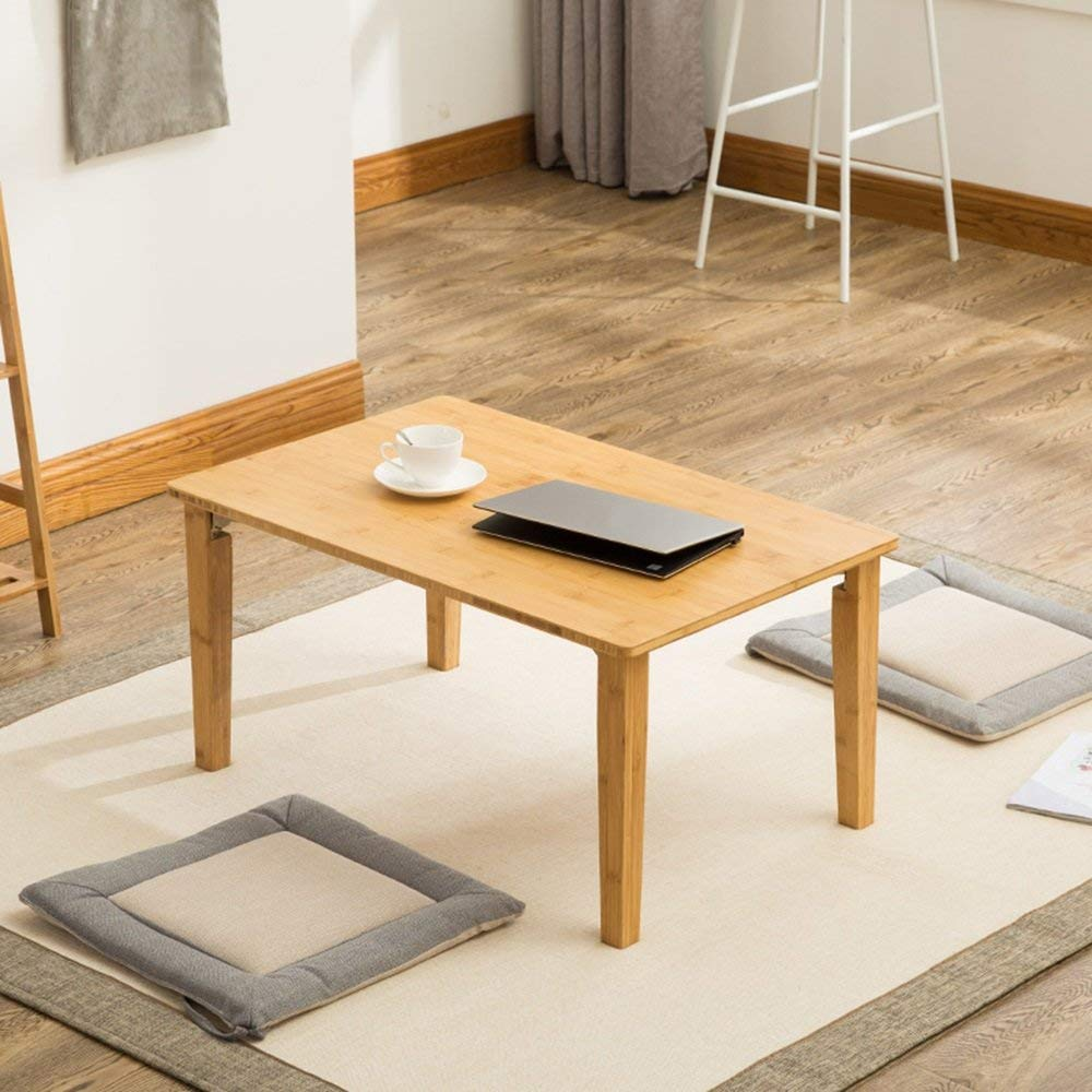 Tables Relaxdays Bamboo Bed Tray Laptop Desk Writing Desk Child Breakfast Tray Portable Bar Table Notebook Stand Sofa Table Multipurpose In Dorm Home Office Park Garden(size:855542cm)