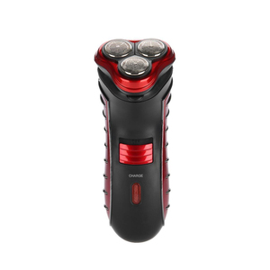 Men 3D Men's Rotary Shaver Cordless Razor Beard Trimmer Rechargeable Waterproof Electric Shaver