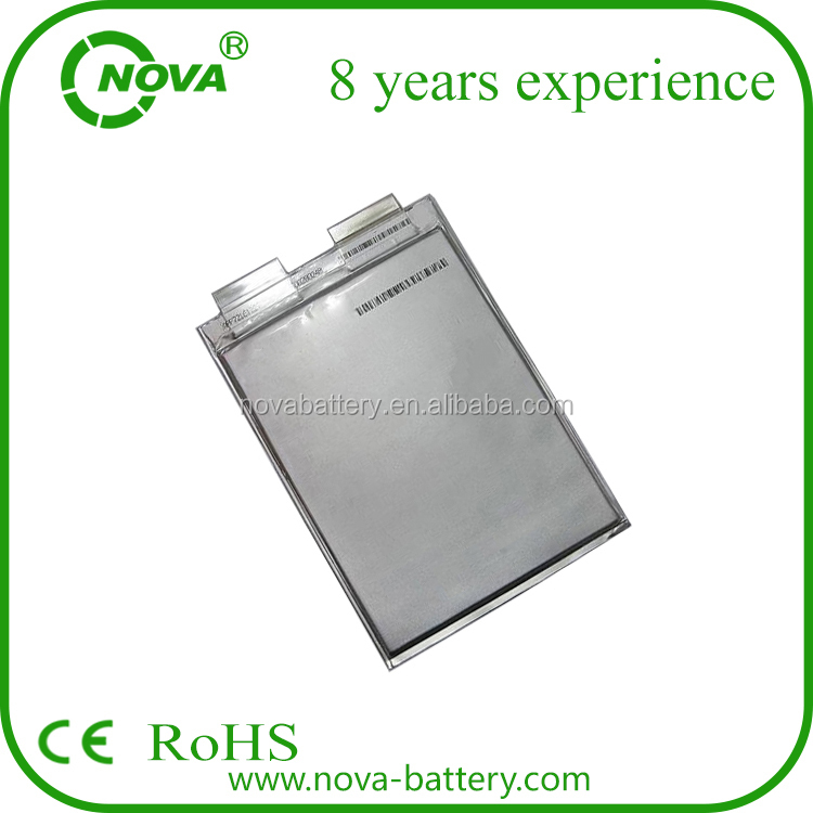 rechargeable battery 3.2v lifepo4 a123 20ah prismatic pouch cell