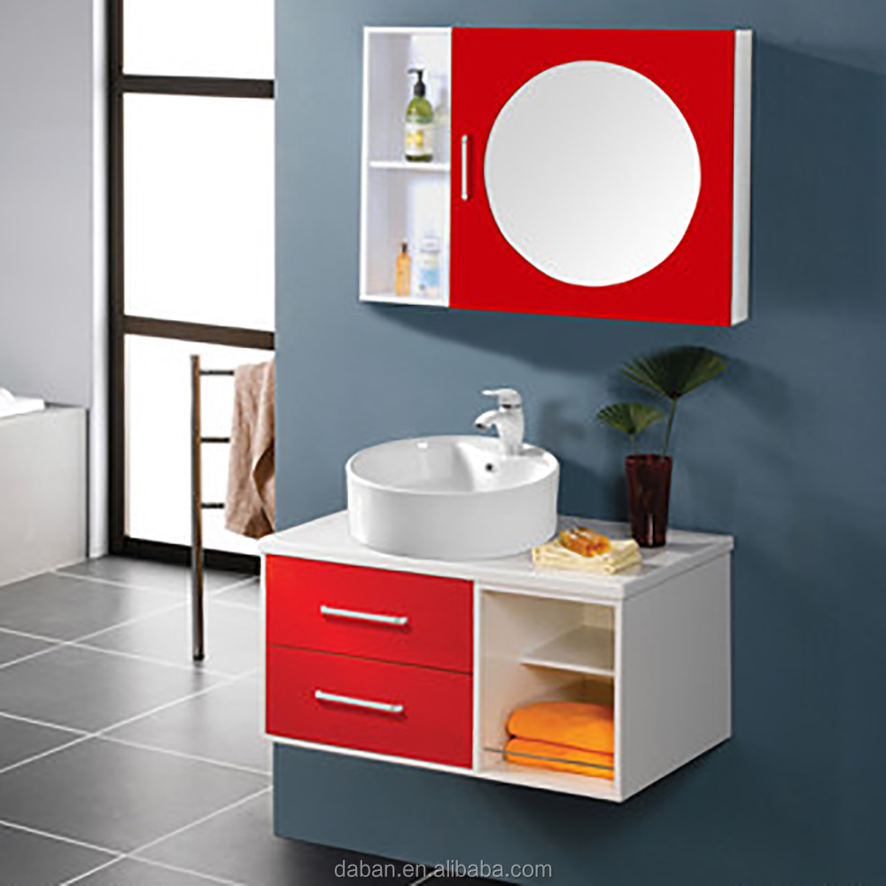 waterproof wood bathroom cabinet vanity india style in smallbig bathroom_e0e1 plywood plate - Bathroom Mirror Cabinet Price India