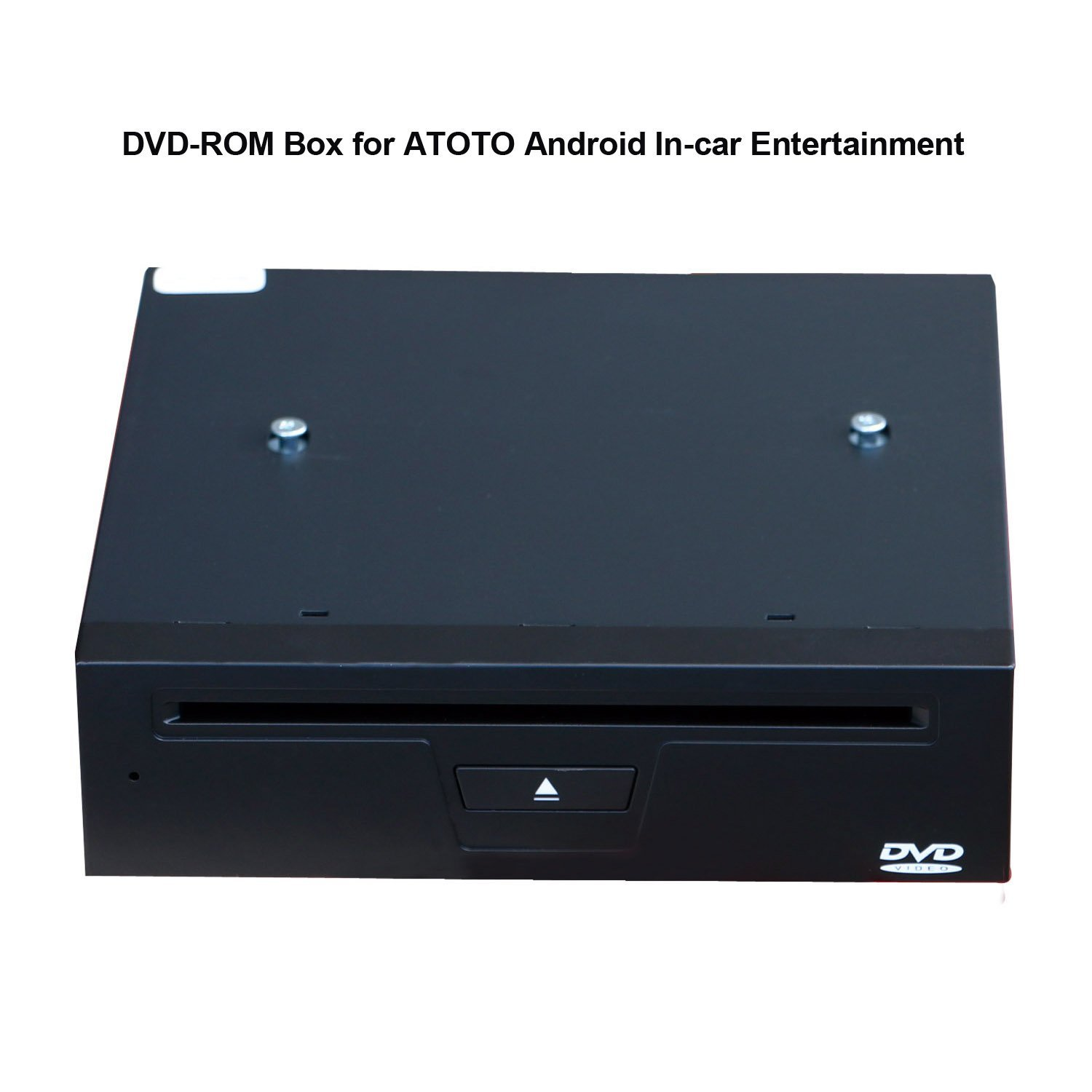 Buy ATOTO DVD/CD/Disc ROM BOX - Works with ATOTO M4 Series Android