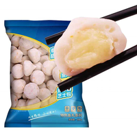 Top Quality Seafood Product Frozen Fish Ball With Cheese