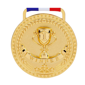 Customized 3D Antique Casting Bronze Medal Souvenir Sport Metal Award Medal For Runner