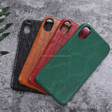 for iPhone 8 phone case,for apple iphone8 Luxury Crocodile Skin Real Leather Protective Case, Cover for iPhone 8