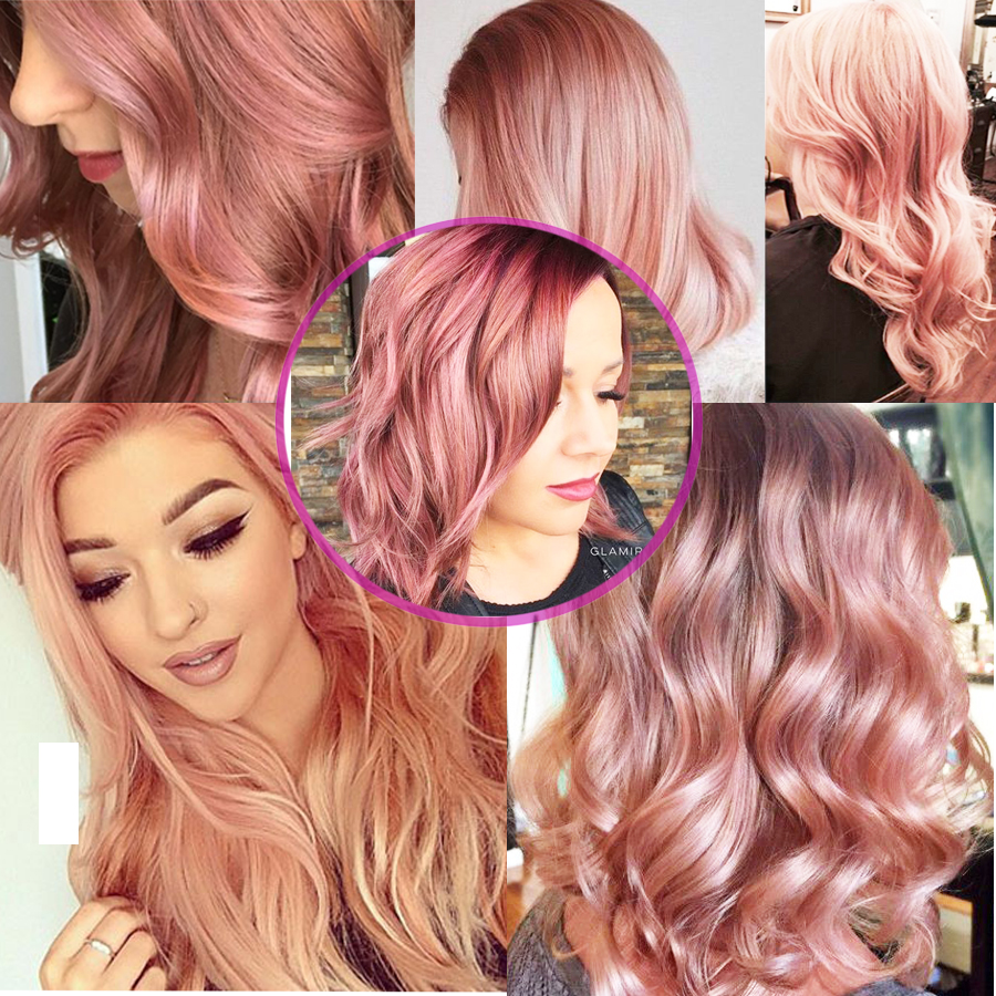 Wholesale Ombre Brazilian Pink Weave Hair 100 Unprocessed Human