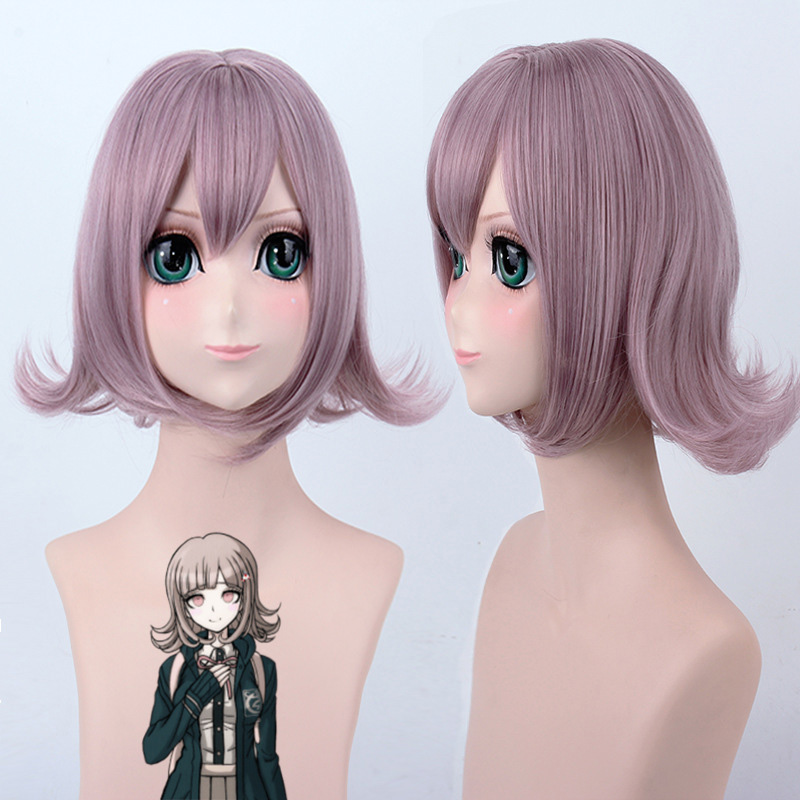 Purple Bob Wig Purple Bob Wig Suppliers And Manufacturers At - Anime bob hairstyle