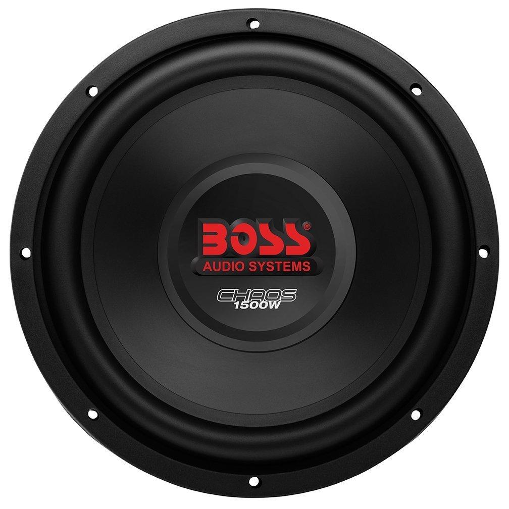 BO-Boss Audio Systems Boss Chaos 10in Dvc 4ohm Sub 1500watts