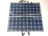 sun power 220 watts fabric folding solar panel, cloth foldable solar panels