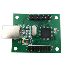 2 Speler Converter Board/Controller <span class=keywords><strong>Interface</strong></span> voor PC op Machine <span class=keywords><strong>USB</strong></span> (110.187)