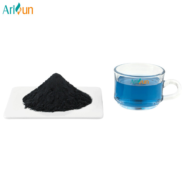 Natural Food Coloring Gardenia Blue <strong>powder</strong>