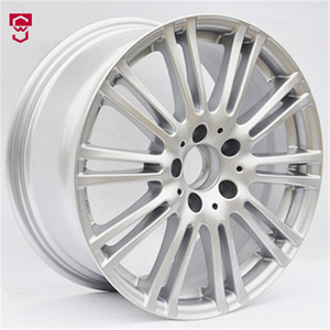 Alloy wheel for cars ISO factory customized aluminum die cast hoops motorcycle parts