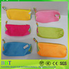 New design soft plush colorful pencil case toy educational
