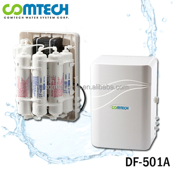 300 GPD Direct Flow RO System Water Purifier In-line Filters Cartridges