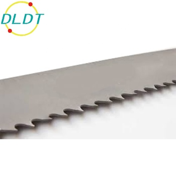 Reinforced Tooth HSS M51 M42 bi-metal saw blade for cutting stainless steel