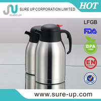 hotsale 201 ss Vacuum eco thermo stainless steel water jug pot (JSUA)