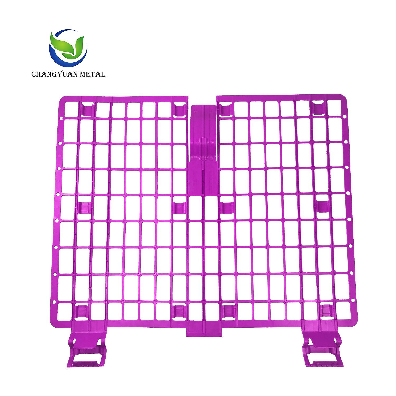 plastic brick guard for scaffolding