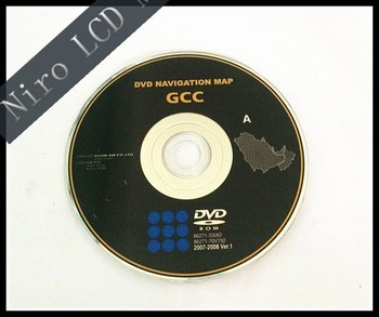 Free Dhl Shipping New Original Car Gcc Dvd Navigation Map For Lexus Gs  (2007-2008) Middle-east Version A Series - Buy Gcc Dvd Navigation Map,Dvd  ...