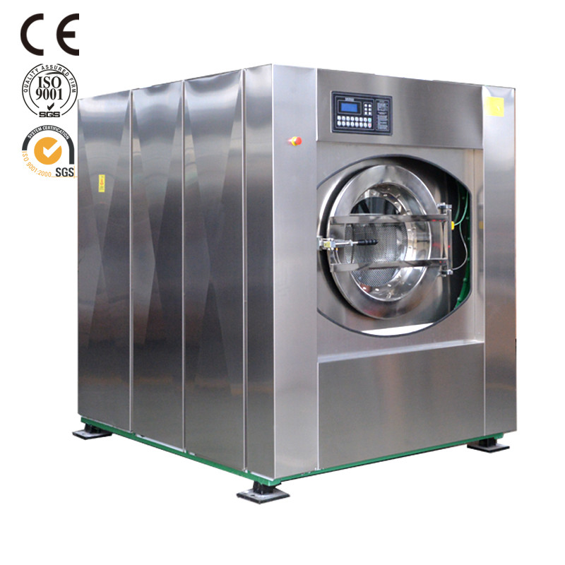 commercial washing machine for popular of laundry plant