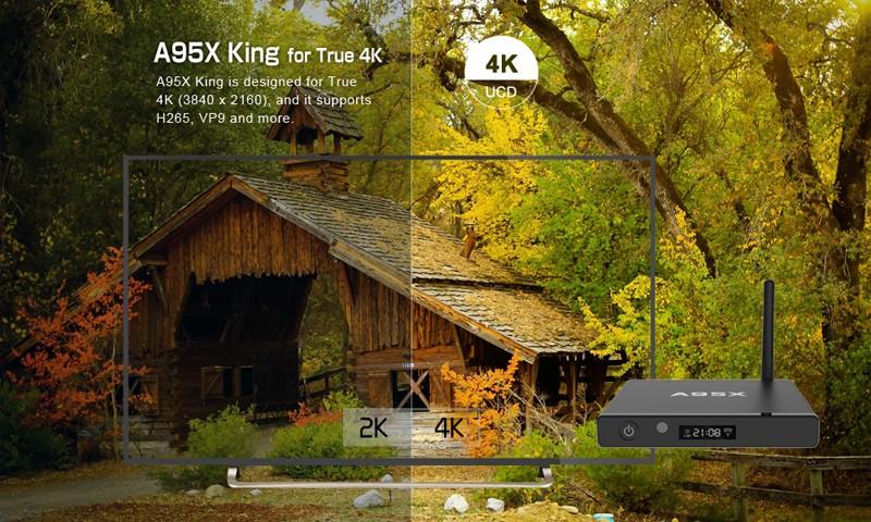 Rk3229 Android Tv Box Firmware Android 5 1 2gb Ram 8gb Rom A95x King Tv Box  - Buy Chuwi Hi12,Coluna Portatil Fm/bt Multifunc A20,Sound System Receiver