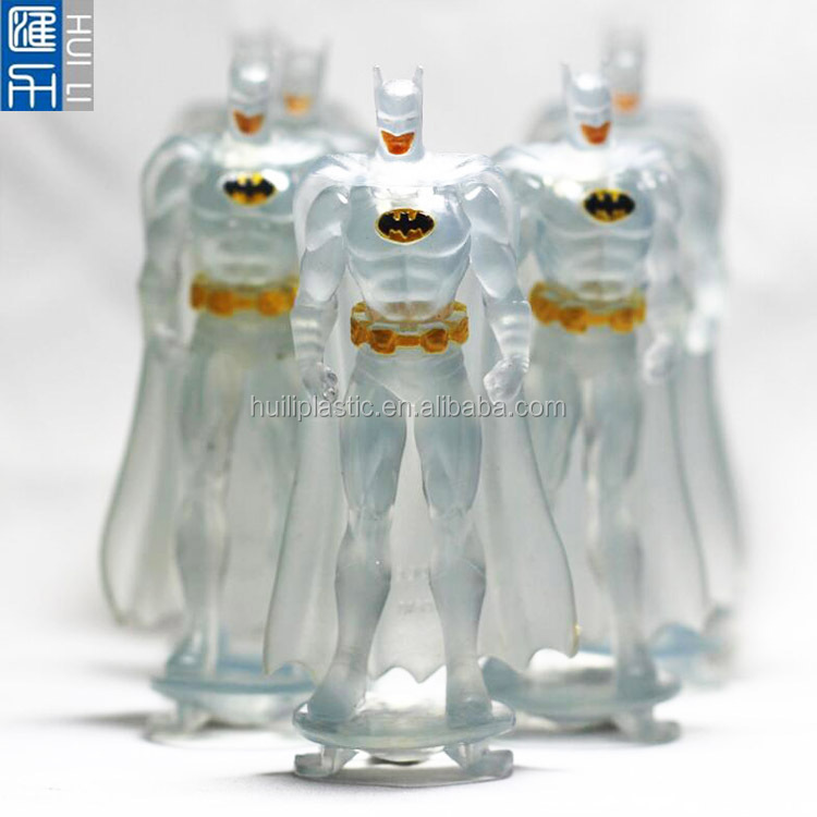Transparent Game action figure;Video game action figure;Make custom action figure
