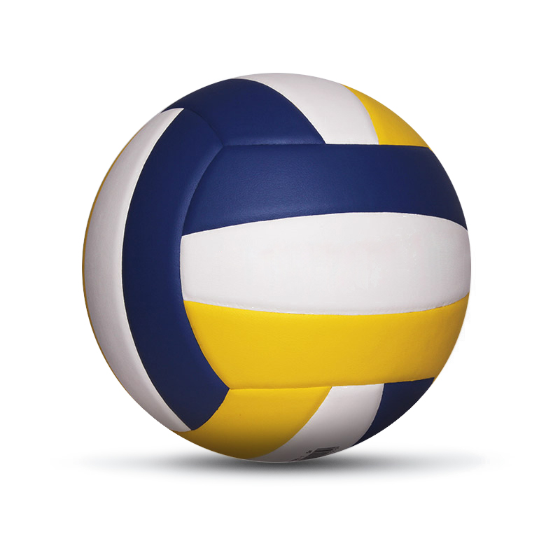 Custom Colorful laminated Volleyball for sport toy