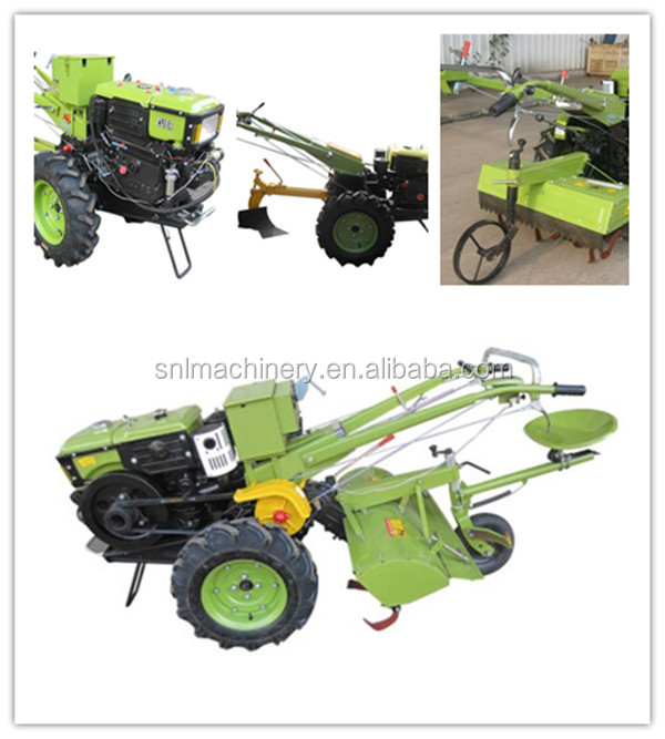 italien walking tractor, walking tractor with diesel engine for sale
