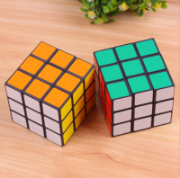 New products Colorful Plastic Anti Stress Infinity folding magic cube 2018