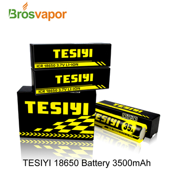 the Latest Promotion tesiyi charger 18650 3000mah 35A mobile charger power bank