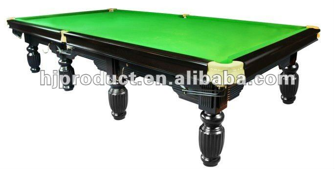 Wholesaler snooker table 11ft snooker table 11ft for 1 4 size snooker table