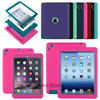 Kid Rugged Hybrid Shockproof Full Protective Case Cover For Apple iPad Mini 1/2/3 For iPad 2/3/4