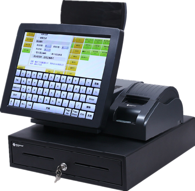 Image result for modern cash register