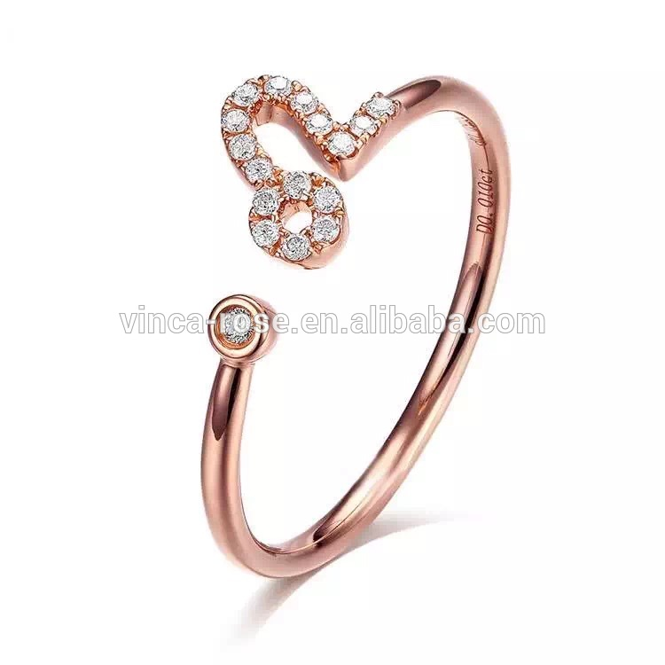 Latest 2 Gram Gold Finger Ring Designs,Beautiful Birthdate Ring ...