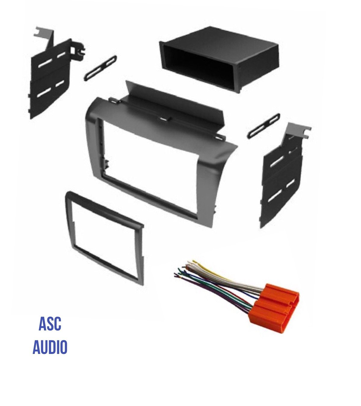 Cheap 2005 Mazda 3 Radio Find Deals On Line At Wiring Housing Asc Audio Car Stereo Install Dash Mount Kit And Wire Harness For Installing An Aftermarket