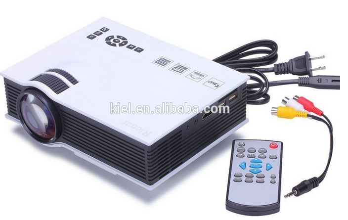 Mini portable led home theater cinema projector business for Best mini projector for presentations