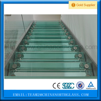 tinted laminated glass with CE ISO9001 CCC