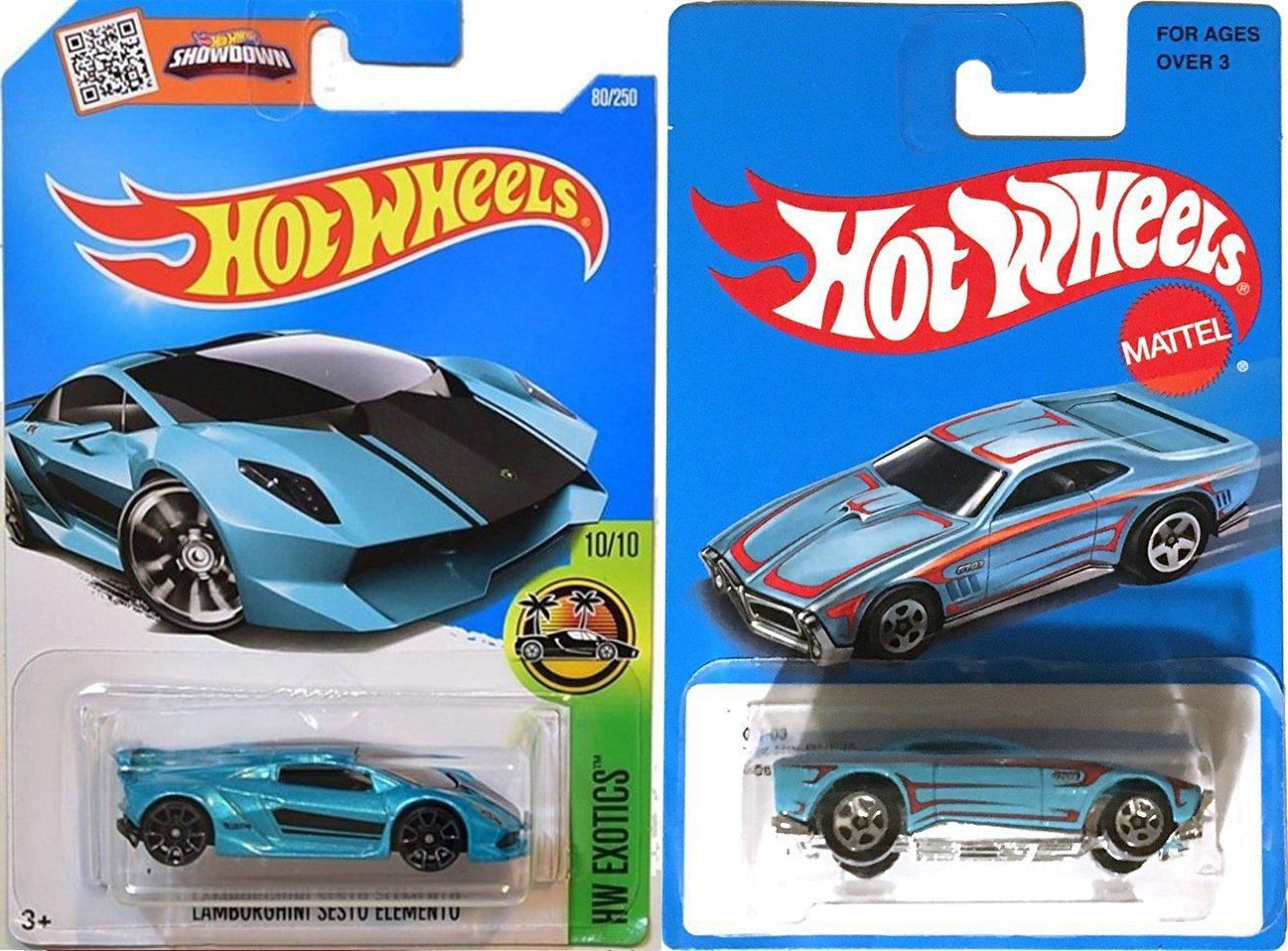 Buy Pontiac Retro Blue 2016 Hot Wheels Gt 03 Exclusive Amp